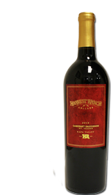Harvest Ranch Cellars<br>Cab. Sauvignon 2012<br/>