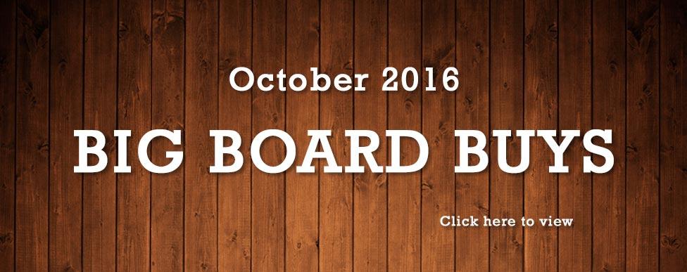 Big Board Buys