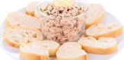 Salmon & Cream Cheese Spread